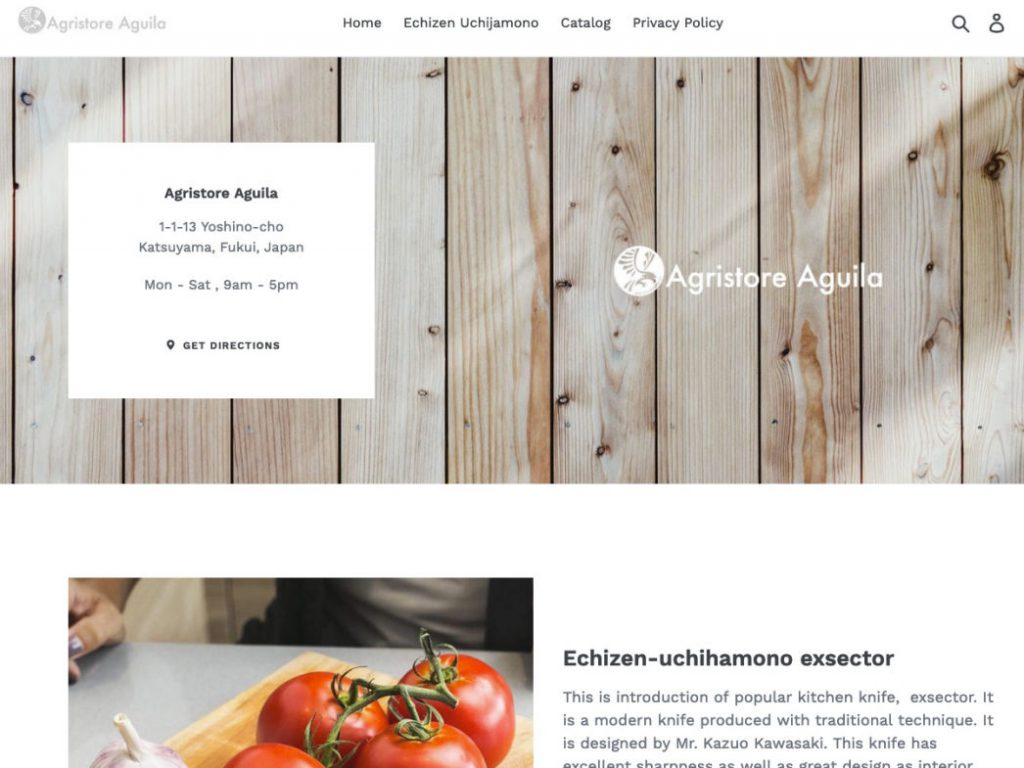 Agristore Aguila